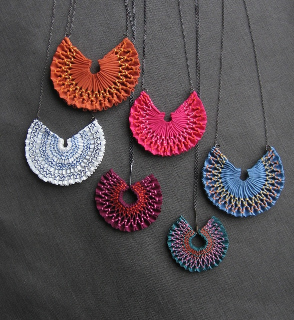 Necklaces from Tinctory