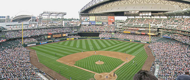 Safeco Field 6/2007