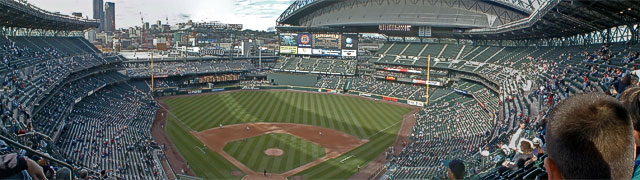 Safeco Field 5/2000