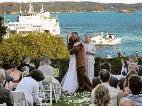 Alex and Irene getting married