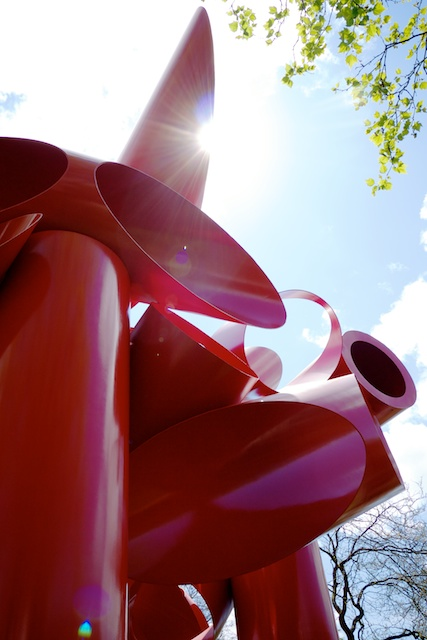 Red Tubes, 7-14mm