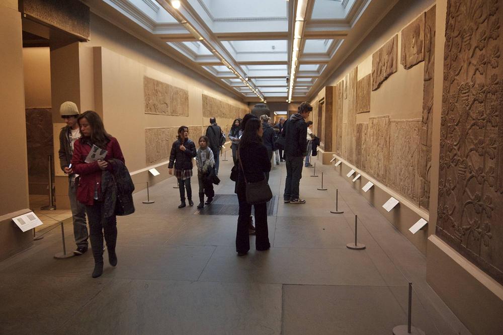 Assyrian panels