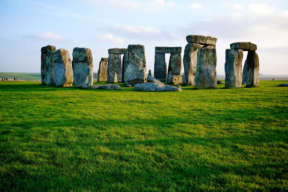 Stonehenge from north