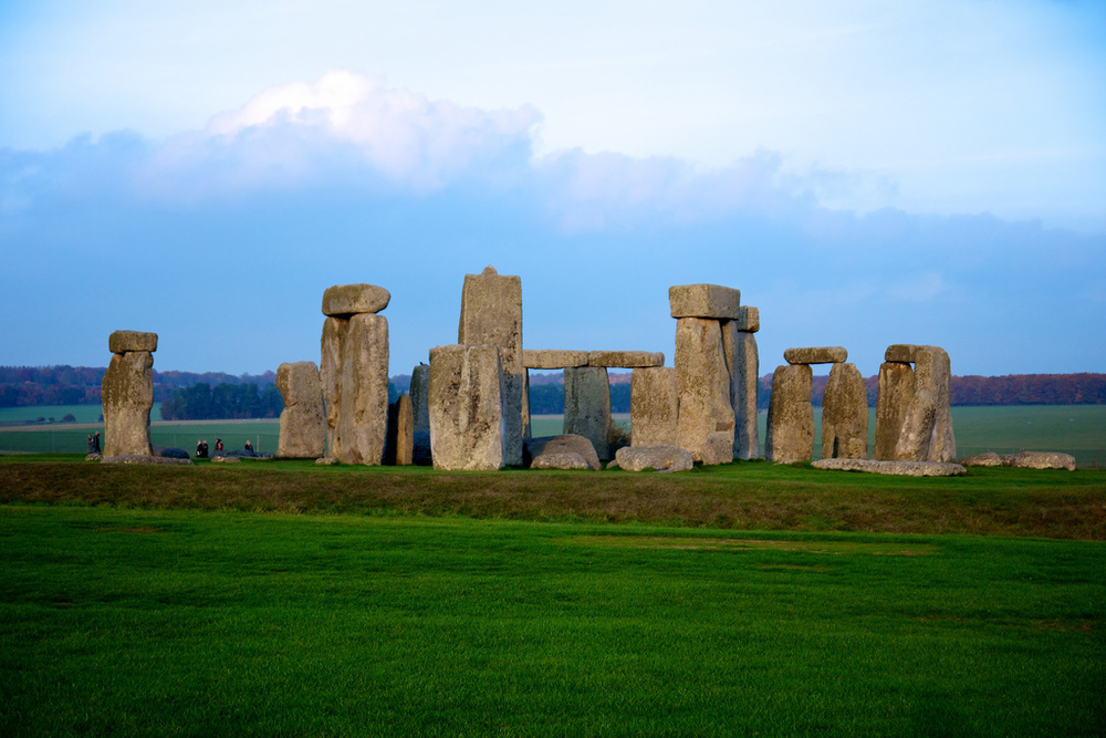 Stonehenge from south