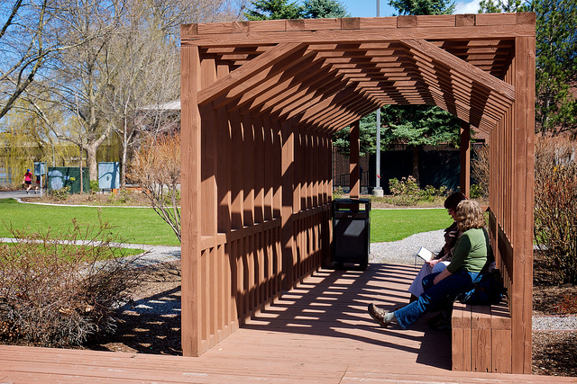 East-West Arbor, Jody Pinto (1990), Riverfront Park