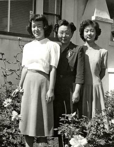 Frances, Hisa, Kiyo