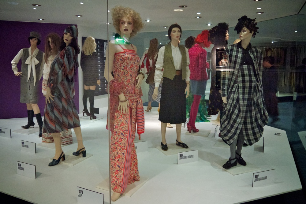 Dress of the Year exhibit