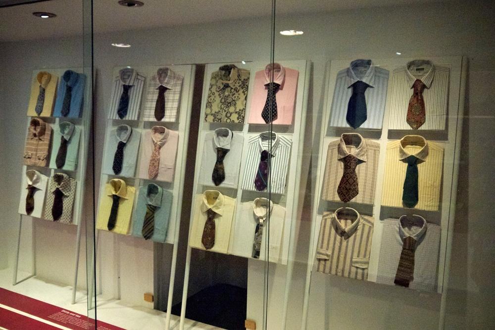 Sir Roy Strong shirts