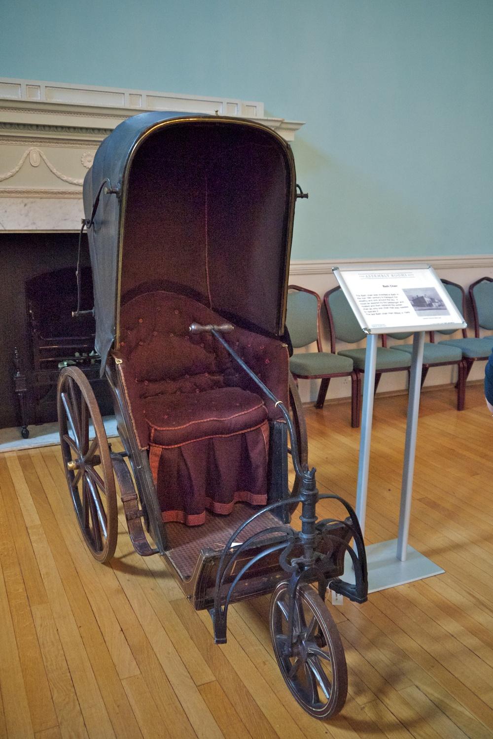 Wheeled Bath chairs