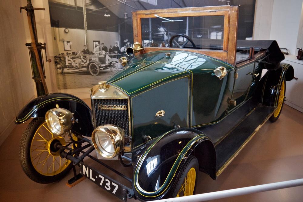 1914 Horstman automobile
