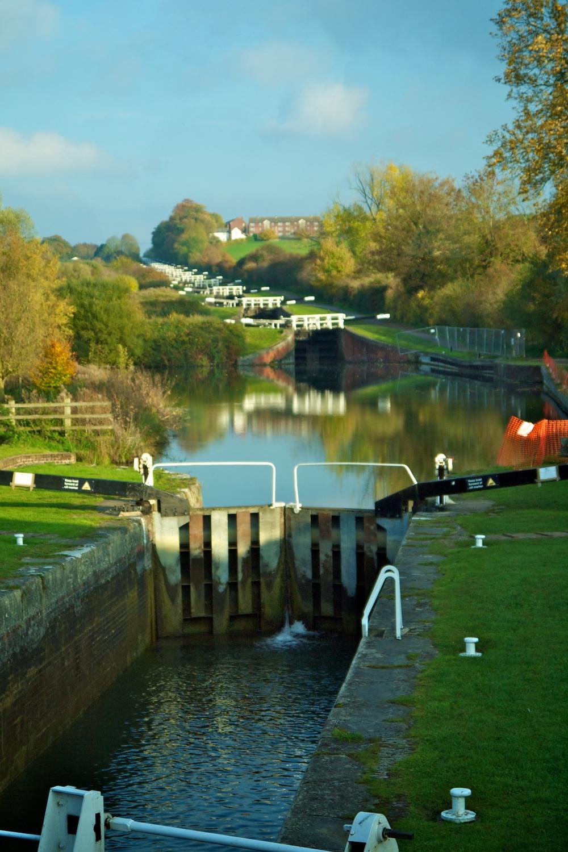 River locks
