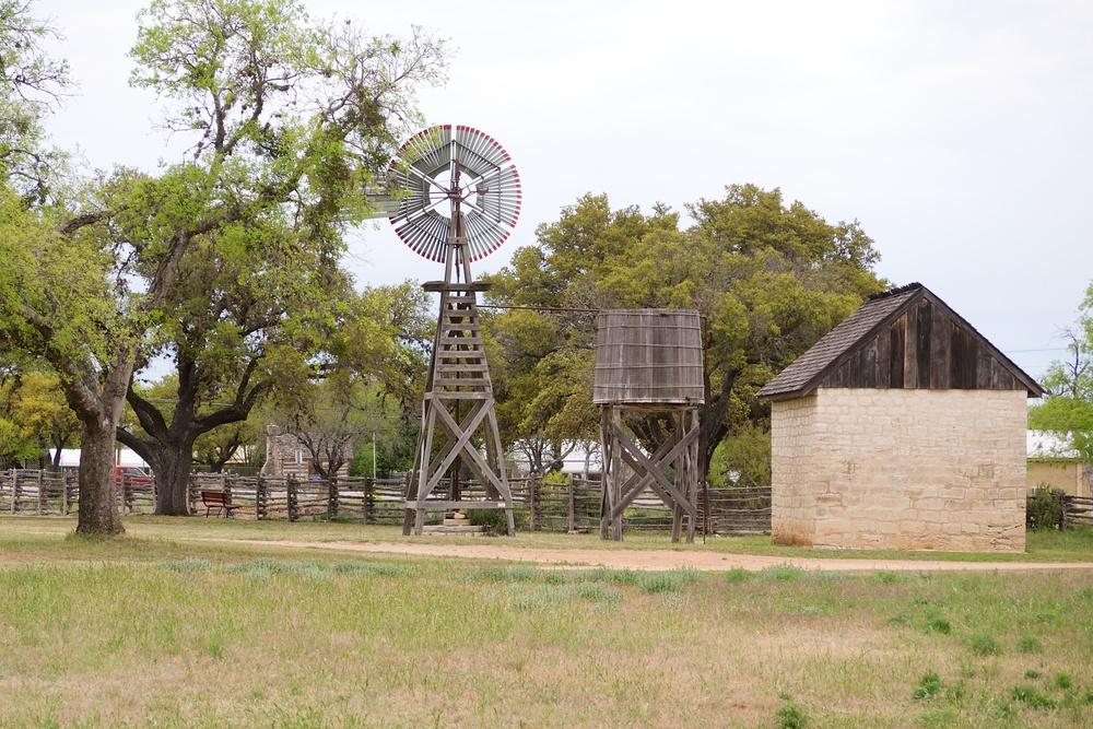 Cooler House at the Johnson Settlement