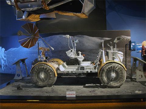A Lunar Rover.
