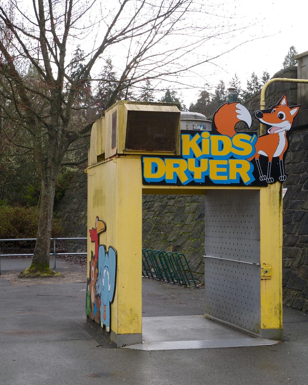 Kid's Dryer