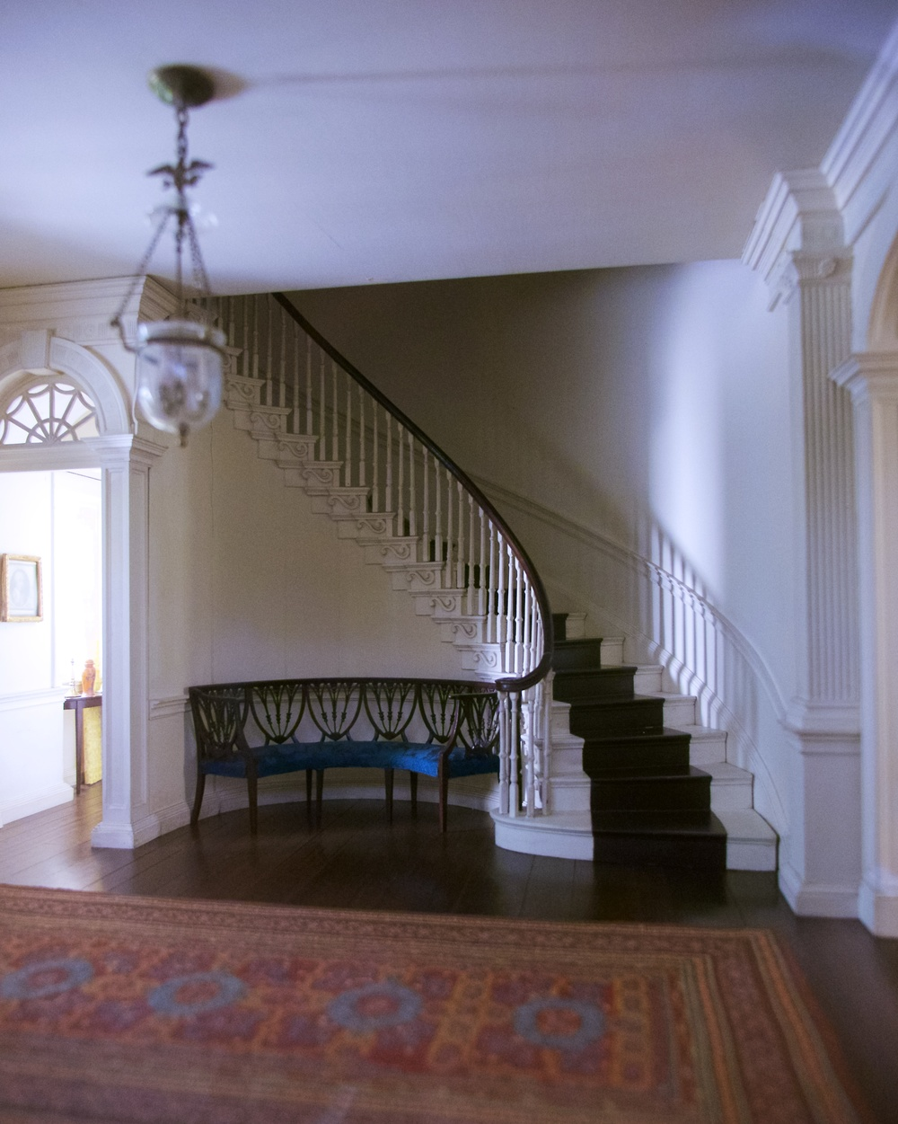New Hampshire Entrance Hall