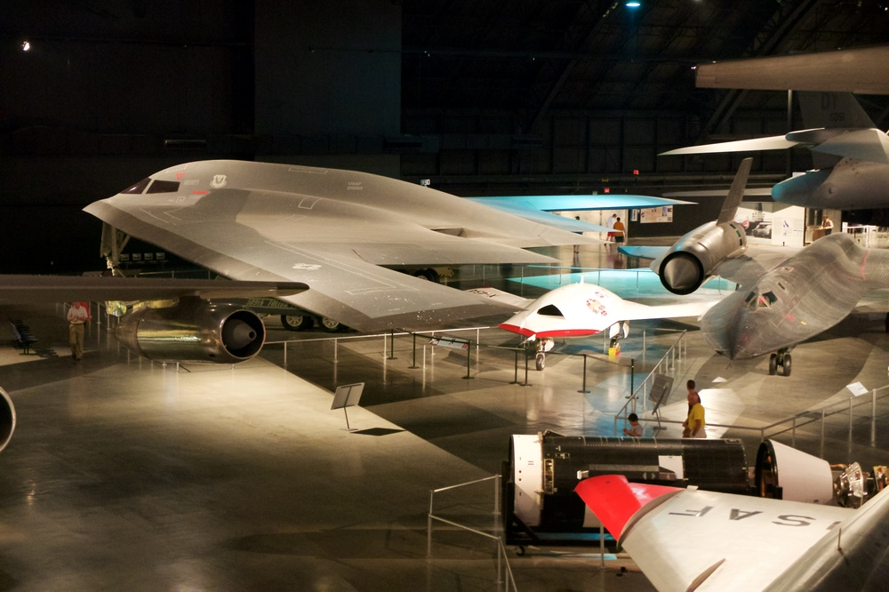 Northrup Grumman B-2 Spirit