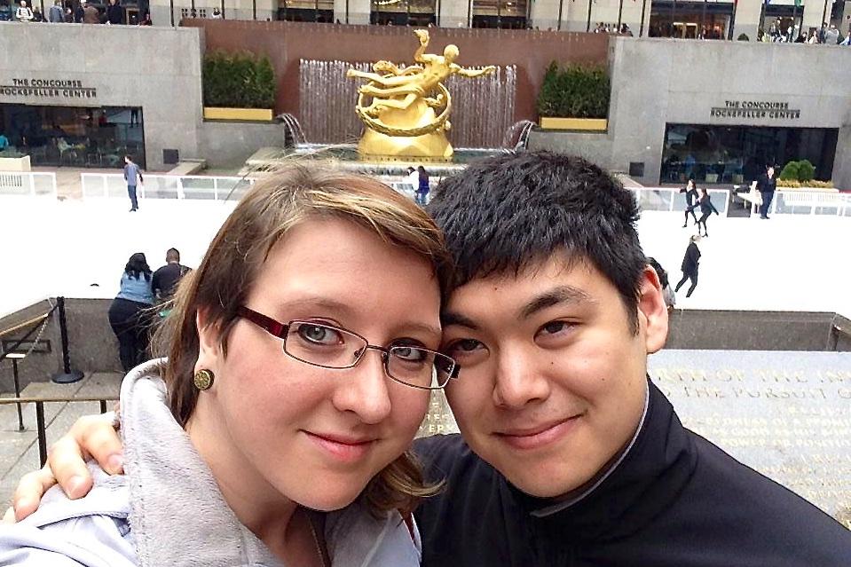 Rockefeller Center (photo by Noël Frodelius-Fujimoto)