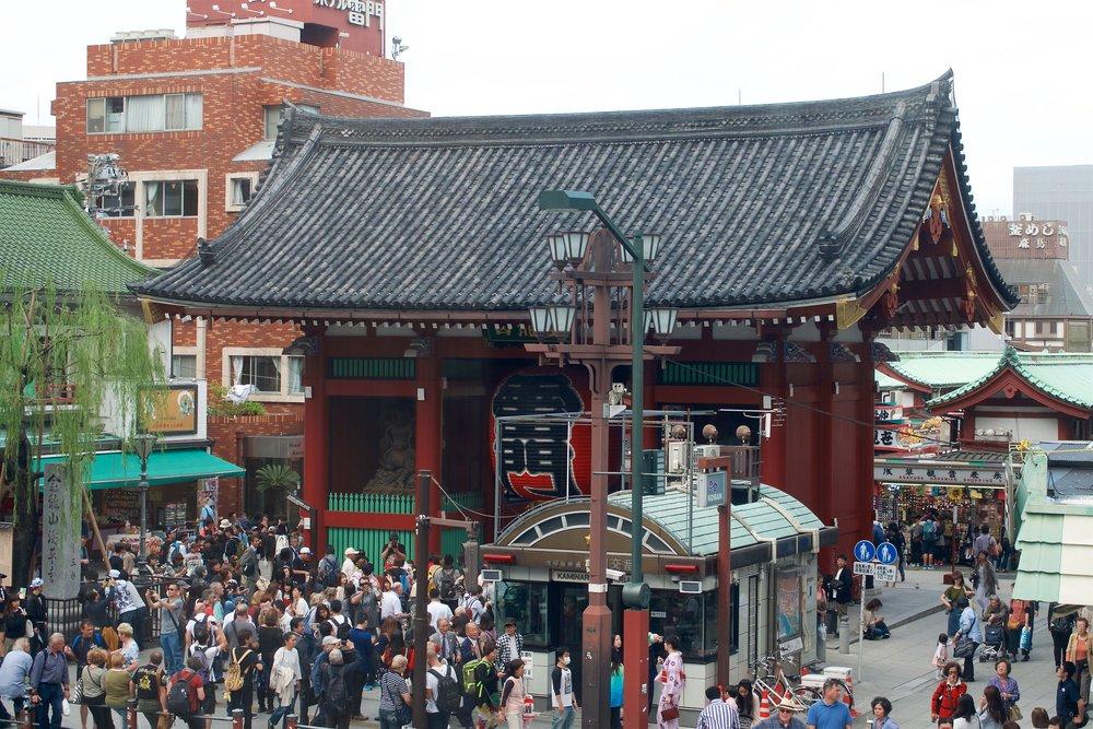 Kaminarimon Gate