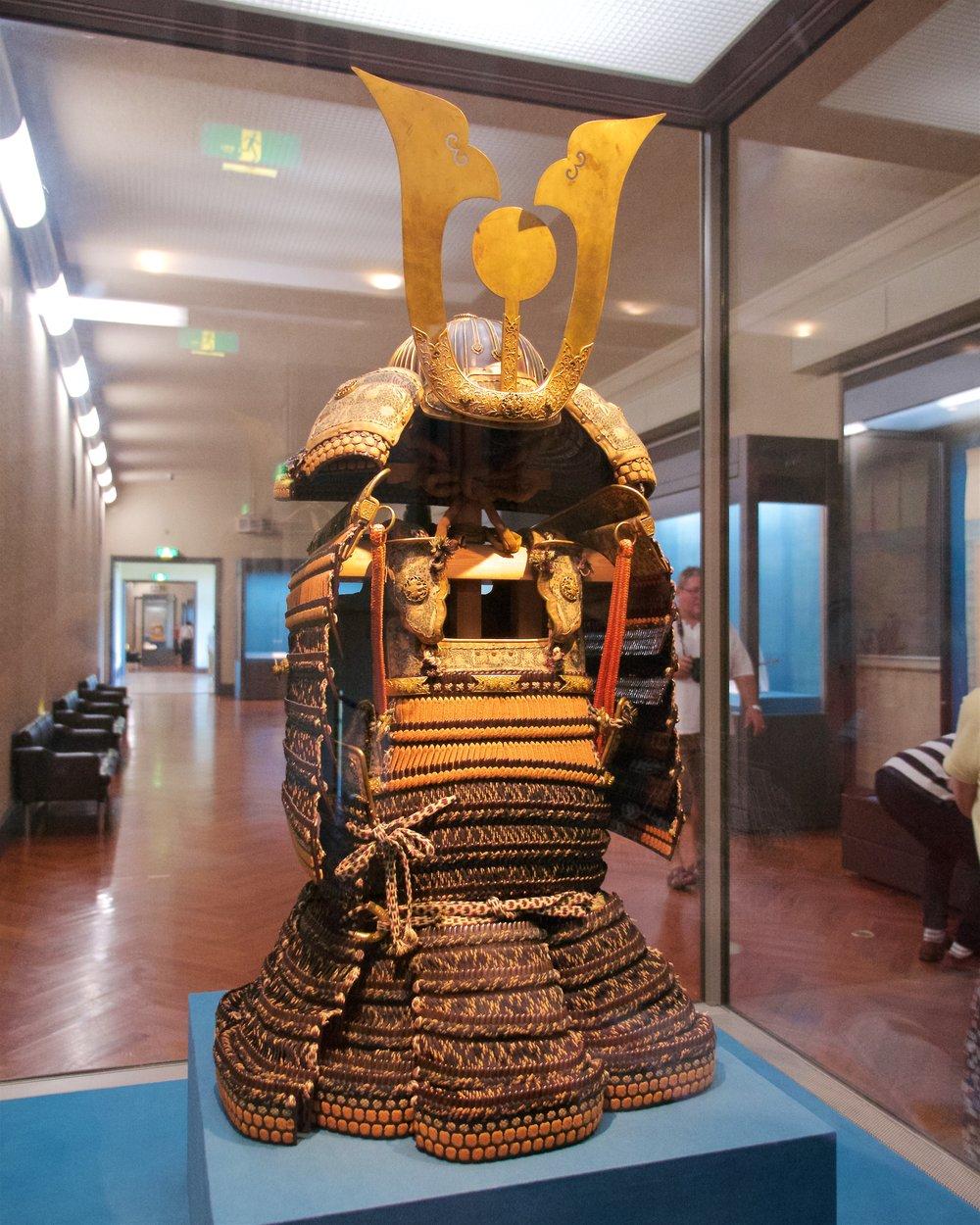 Doramu type armor