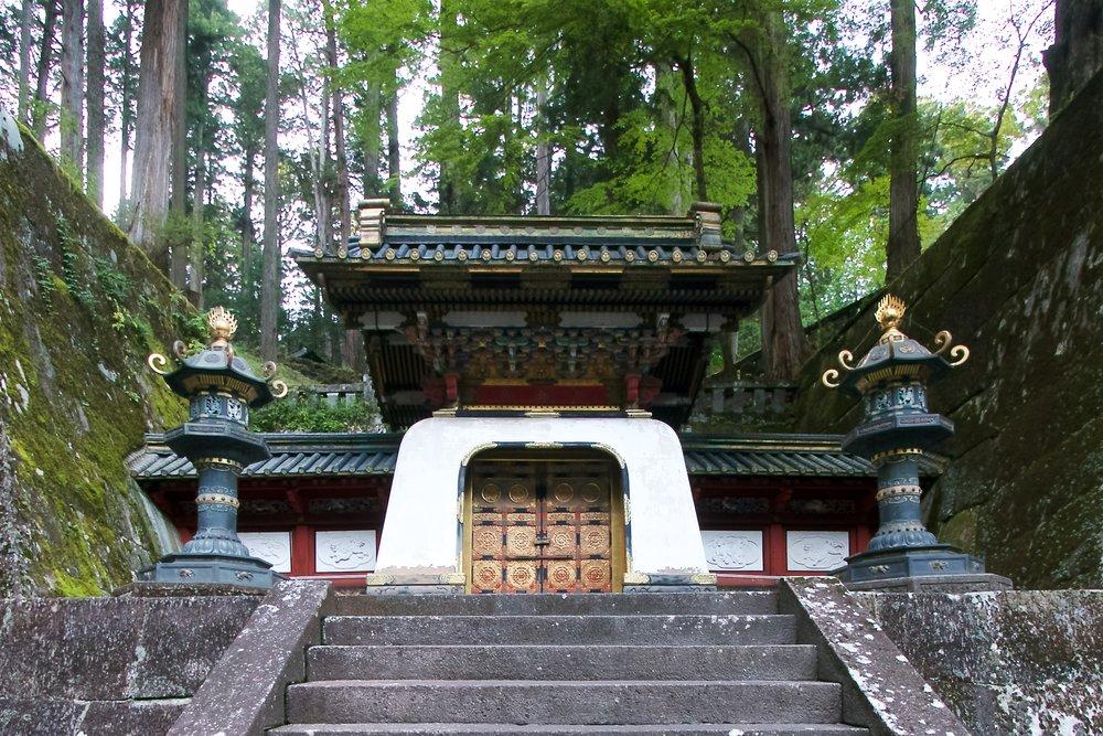 Iemitsu's mausoleum, Taiyuinbyo