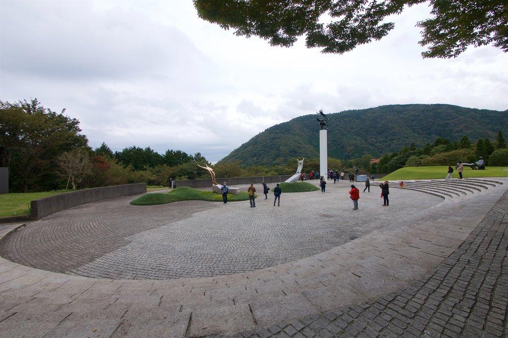 Round Plaza