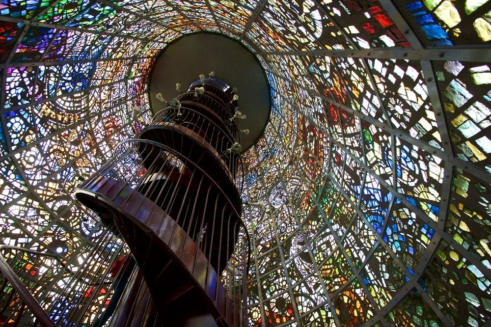 Symphonic Sculpture (Gabriel Loire)