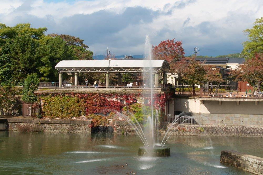 Lake Biwa Aqueduct
