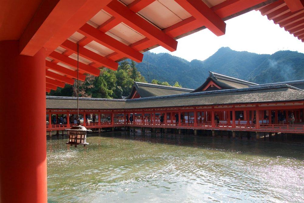 Itsukushima-jinga shrine