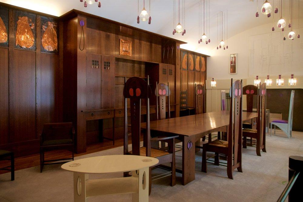 Mackenzie dining room