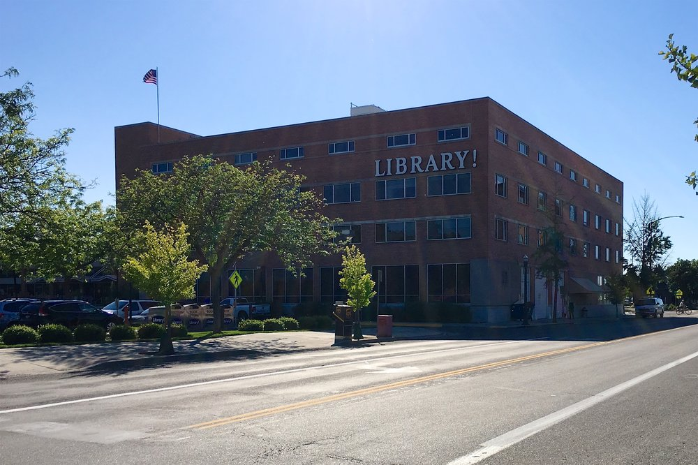 Boise Library