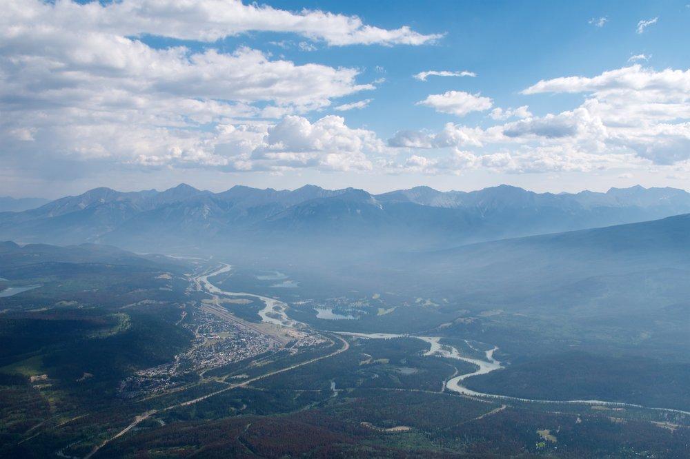 View of Jasper town
