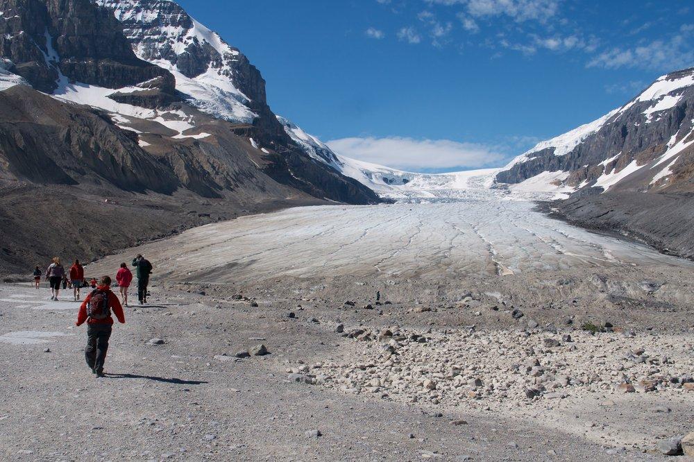 Athabascar Glacier