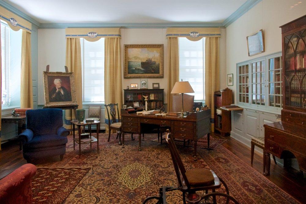 FDR's office