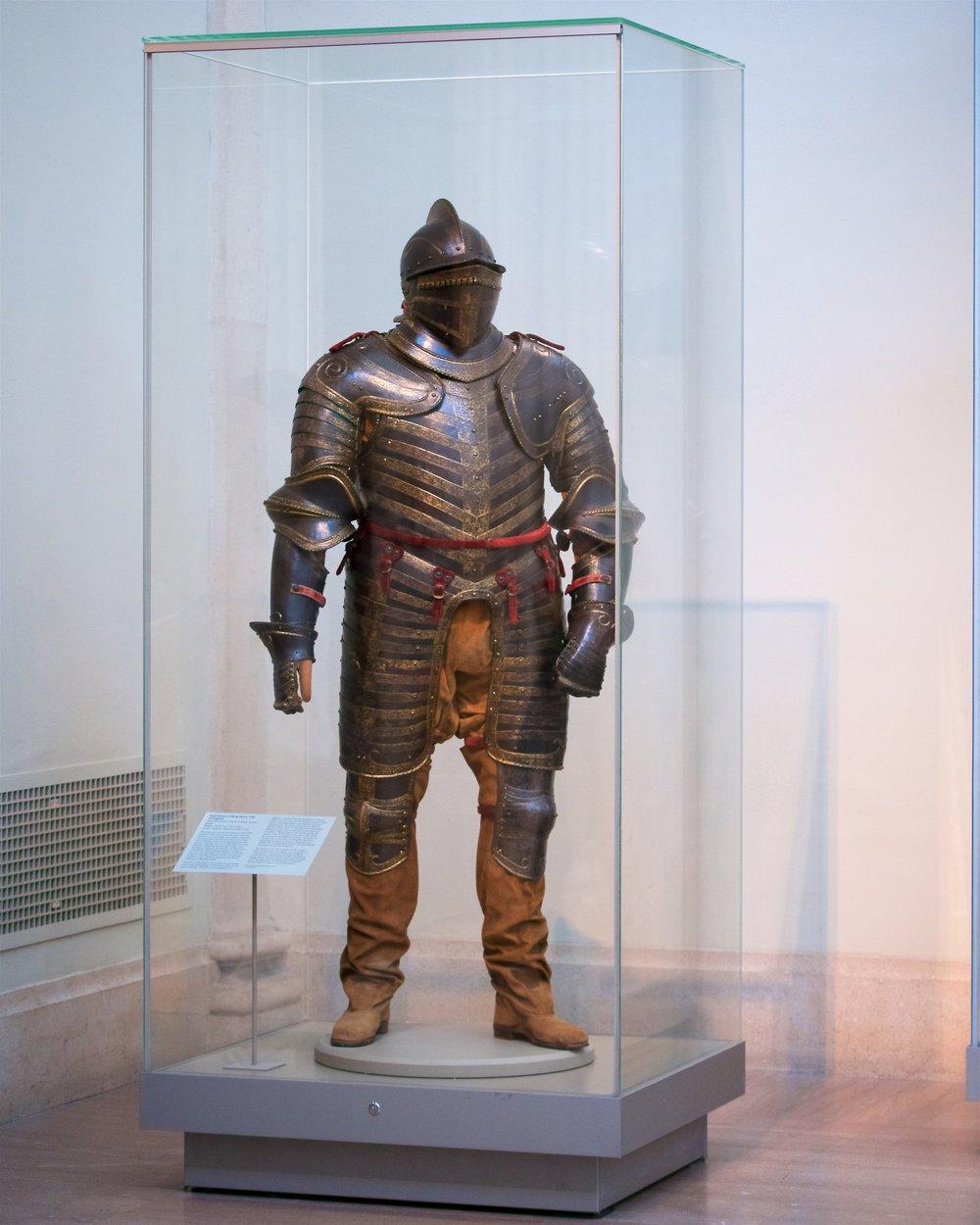 Henry VIII Field Armor