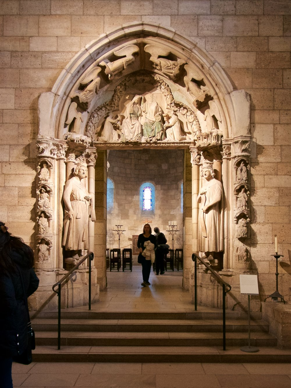 Romanesque Hall