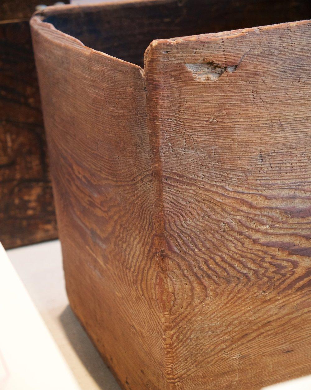 Bentwood box