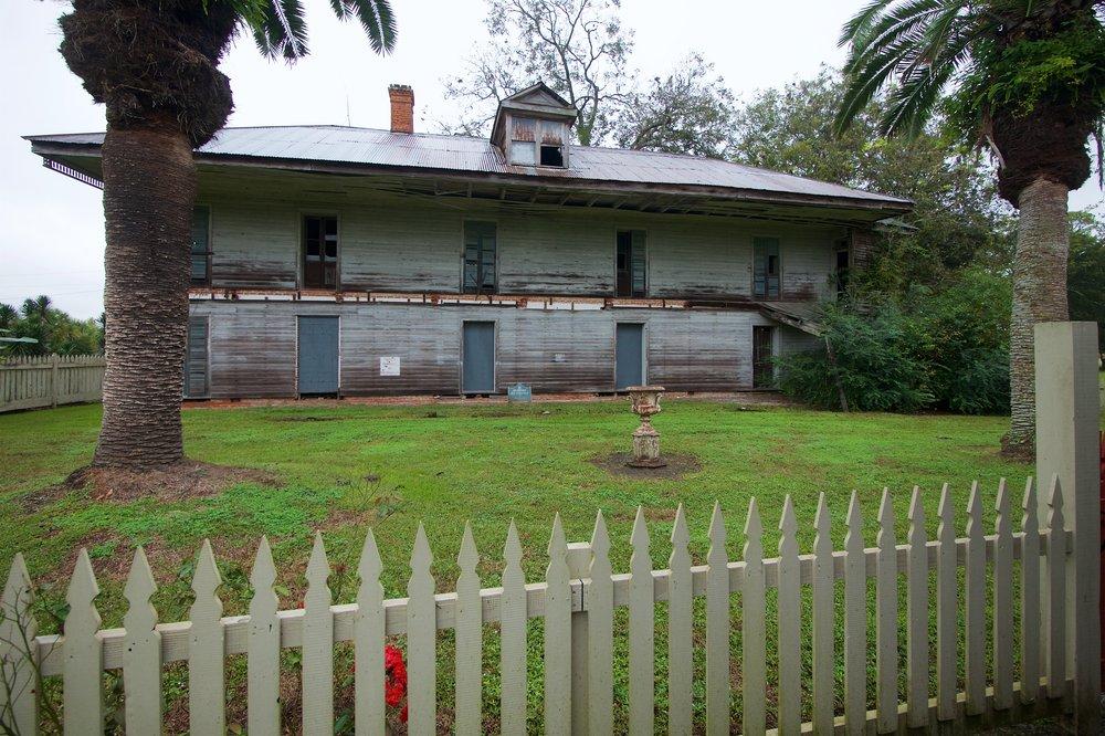 Laura's last house