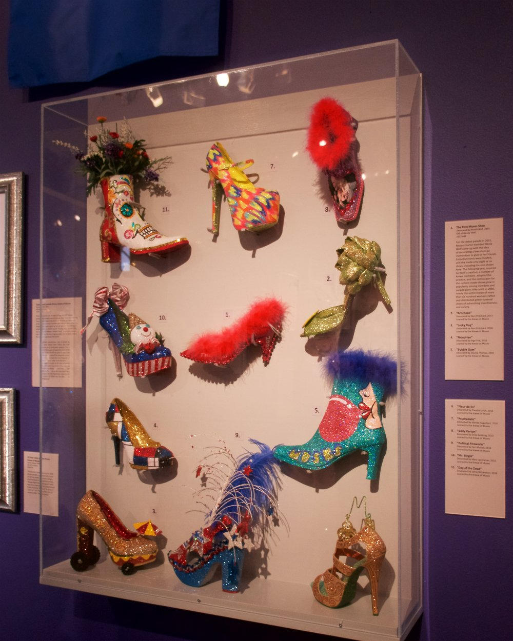 Muses shoes
