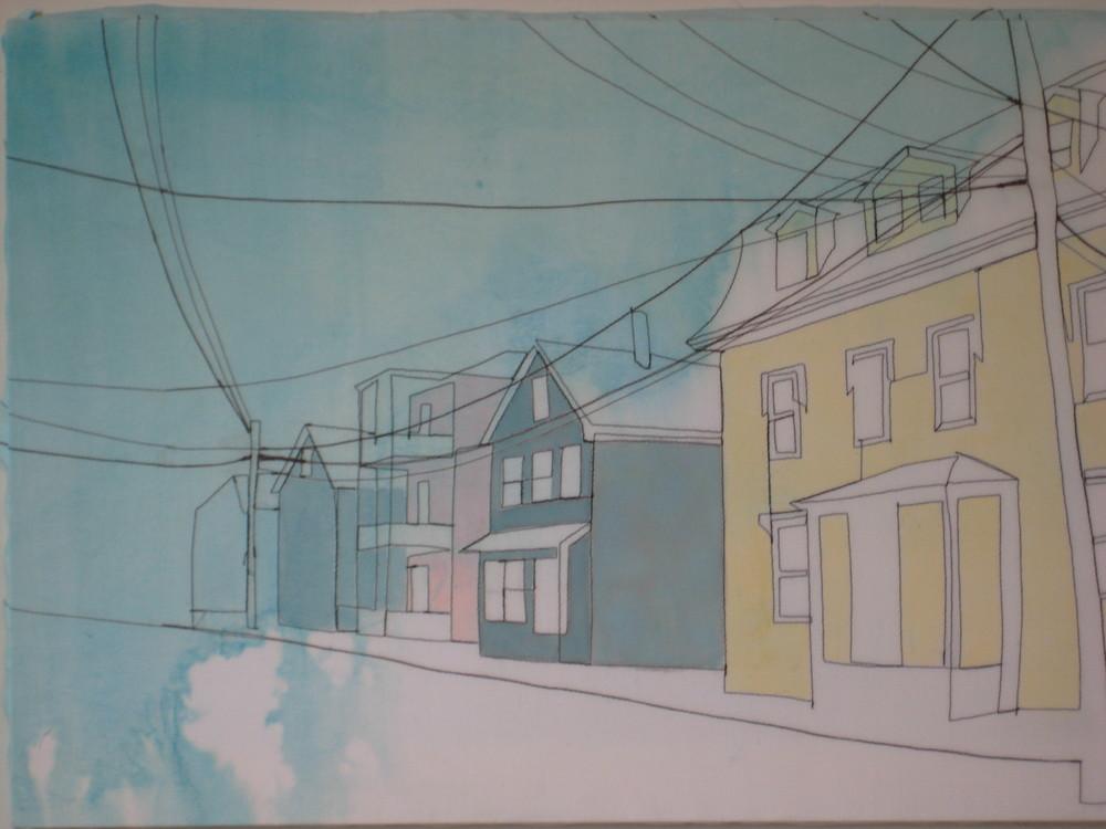 Springfield Street (17x21)