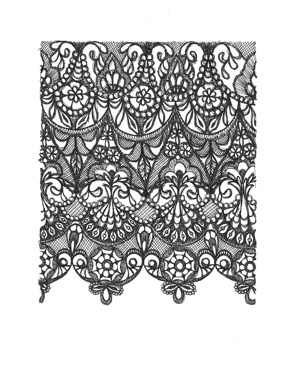 Baroque (11x14)
