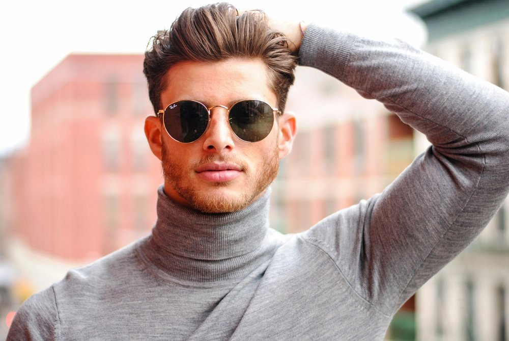 7397c90c88d These shades by Ray-Ban are inspired by the man himself