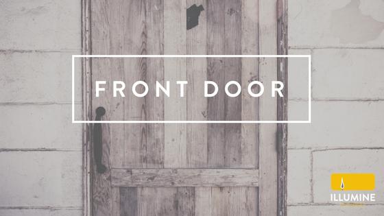 Front Door Illumine Church
