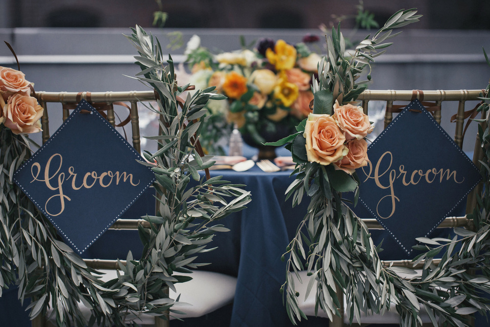 Photography - Clean Plate Pictures, Floral Design - Full Aperture Floral, Event Design - Manifest Events, Cinema - Crown Street Productions.