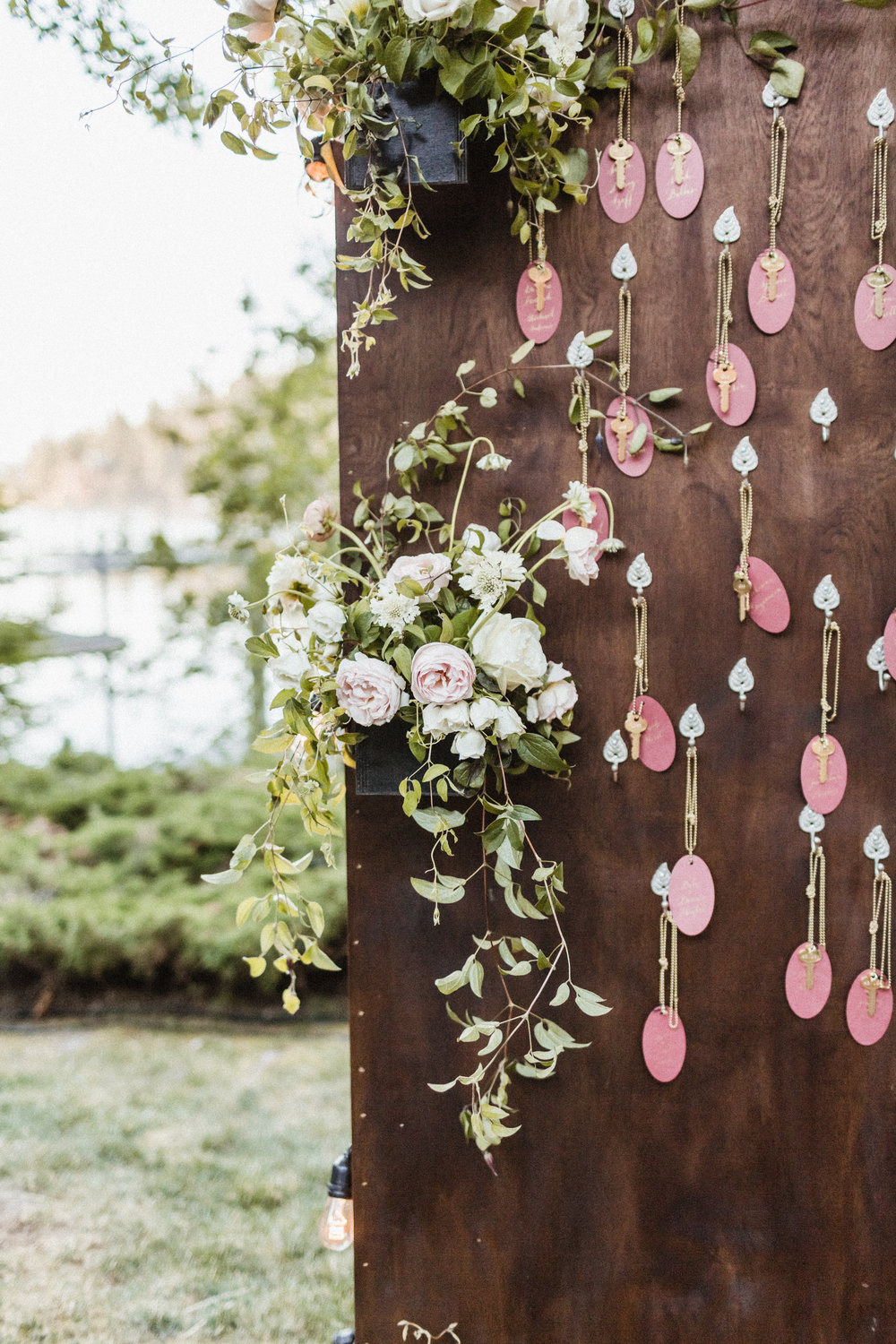 Julianne Hough and Brooks Laich Wedding - Wild Bloom Floral - Sarah Falugo Photography - Simply Troy Event Design