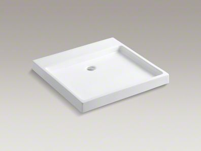 kohler/p urist/wading pool/wall mount/sink