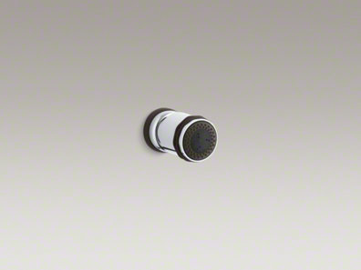 kohler/master shower/round/3-way/bodyspray