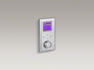 kohler/ dtv II/auxillary/digital interface/portrait/setting
