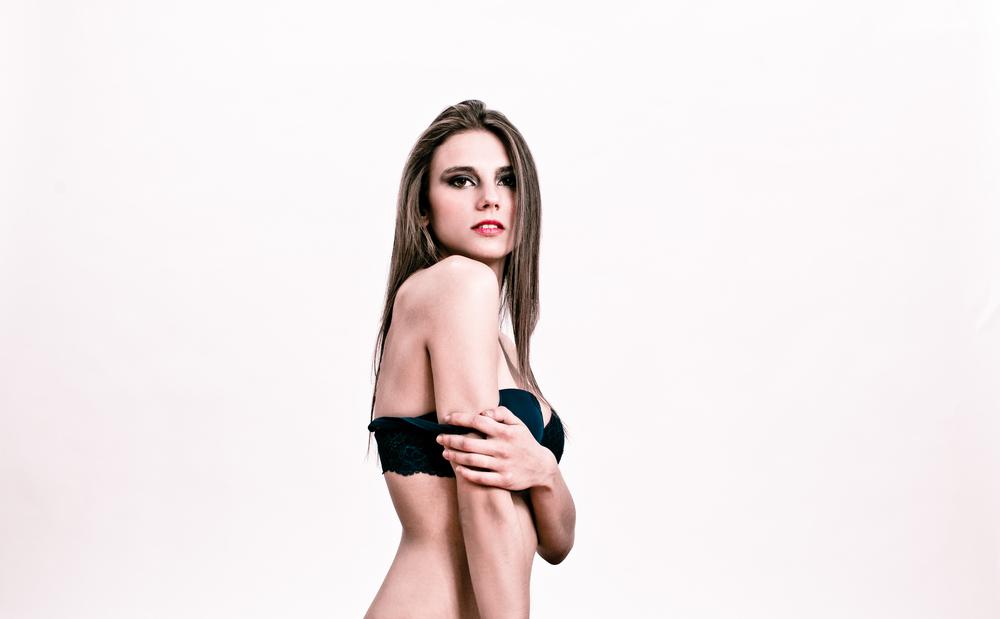 Model: Anastassia Doroshenko  Digital Retoucher: Peter Gryzmkowski  Photographer: Chris Vernale  MUA: Francesca Aluzzo