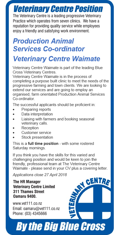 Production Animal Services Co-ordinator - April 2018.png