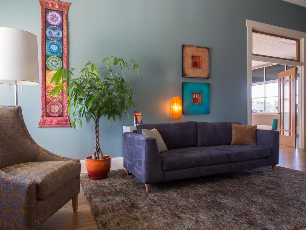 Yoga Omazing Studio Lounge